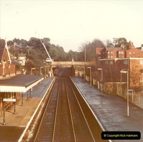 1977 Summer. Parkstone, Poole, Dorset.   (13)076