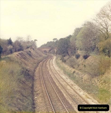 1977 Summer. Parkstone, Poole, Dorset.   (4)067