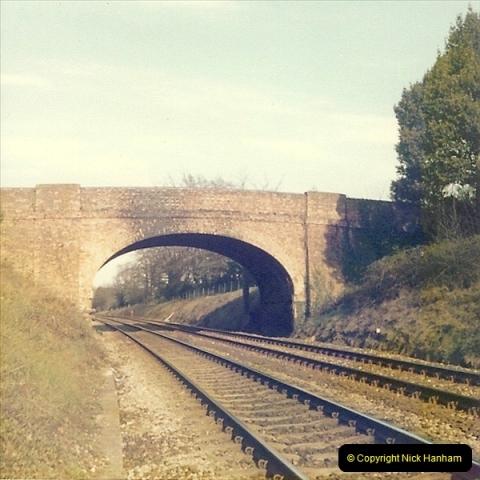 1977 Summer. Parkstone, Poole, Dorset.   (6)069
