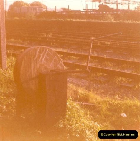 1977 Wimborne & Broadstone, Dorset.  (6)091