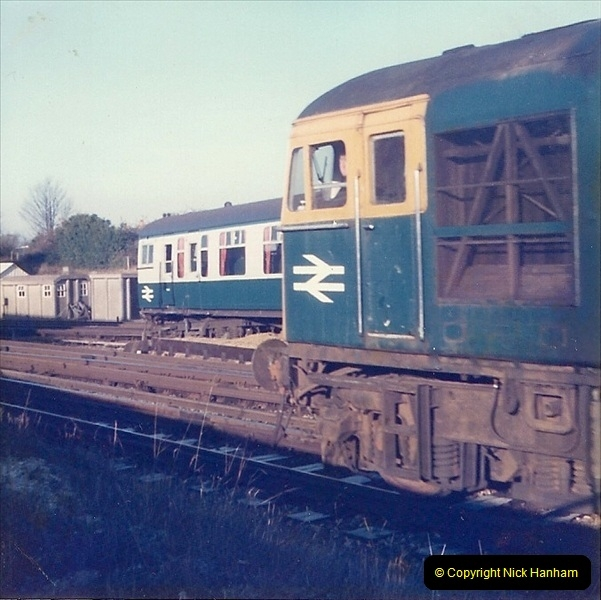 1978-11-28 Bournemouth Depot, Bournemouth, Dorset.  (1)094