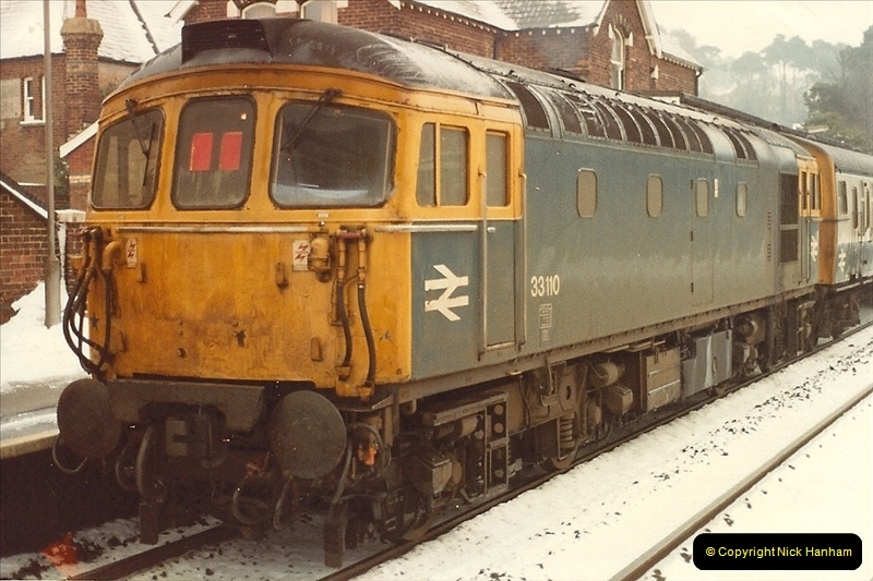 1982-01-11 to 15 Parkstone, Poole, Dorset.   (1)133
