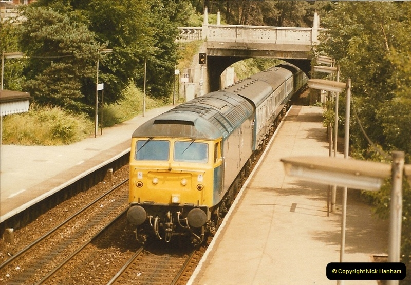 1984-06-30 Parkstone, Poole, Dorset.  (4)168