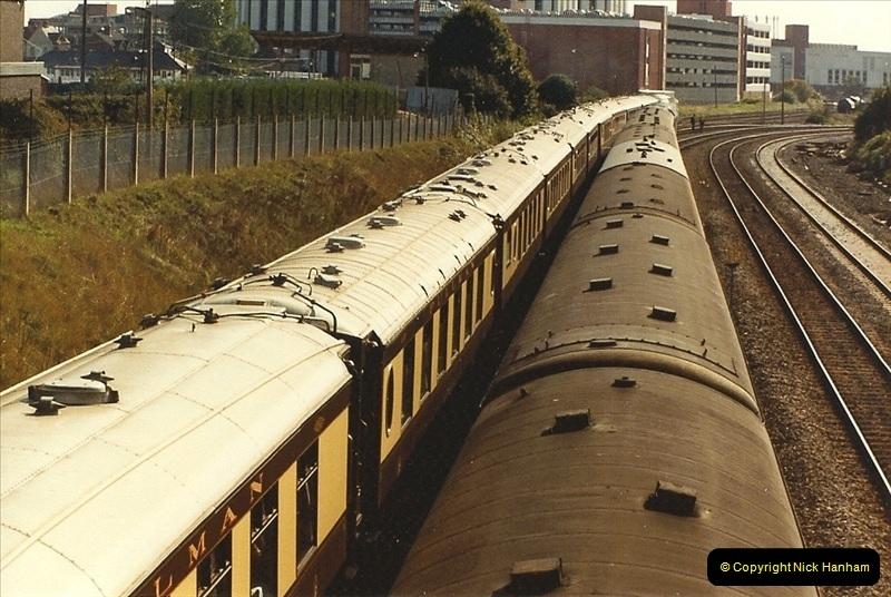 1984-10-11 VSOE Stock @ Poole, Dorset.  (4)184