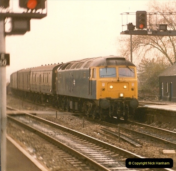 1985-11-23 Exeter St. Davids.  (17)242