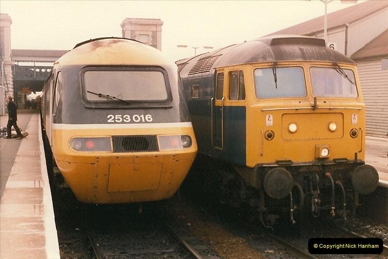 1985-11-23 Exeter St. Davids.  (18)243
