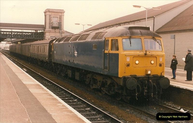 1985-11-23 Exeter St. Davids.  (19)244