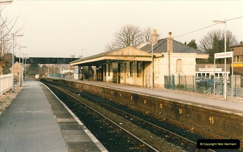 1985-11-24 Dorchester, Dorset. (1)250