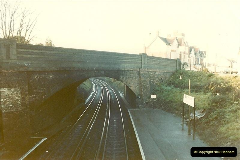 1985-12-07 Branksome, Poole, Dorset.  (10)280