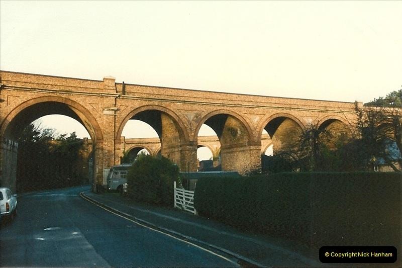 1985-12-07 Branksome, Poole, Dorset.  (3)273