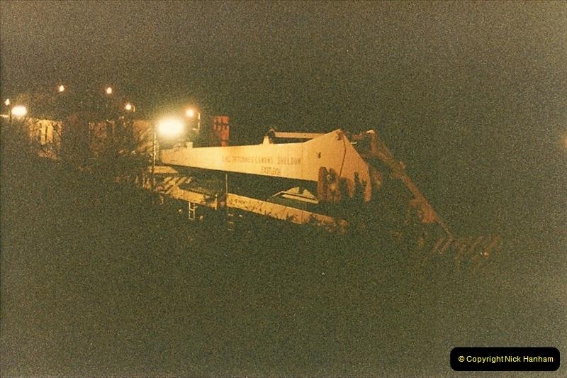 1985-12-11 47246 runs away from Bournemouth Depot. (4)303