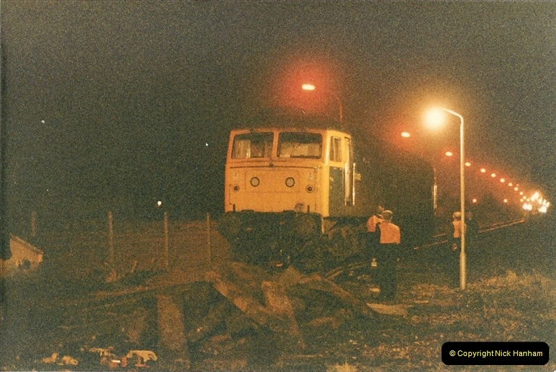 1985-12-11 47246 runs away from Bournemouth Depot. (5)304