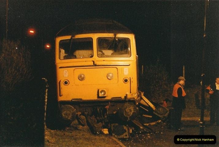 1985-12-11 47246 runs away from Bournemouth Depot. (8)307