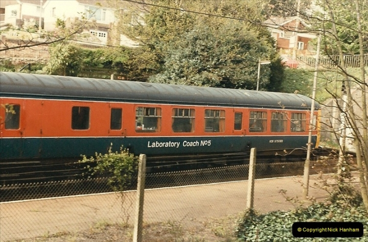 1985 May. Parkstone, Poole, Dorset.  (1)333