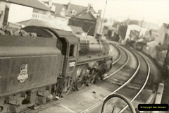 1955 to 1959 British Railways in Black & White. Local Bournemouth & Poole. (1)001
