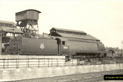 1955 to 1959 British Railways in Black & White. Local Bournemouth & Poole. (14)014