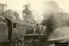 1955 to 1959 British Railways in Black & White. Local Bournemouth & Poole. (16)016