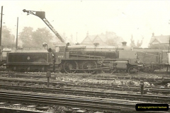 1955 to 1959 British Railways in Black & White. Local Bournemouth & Poole. (3)003