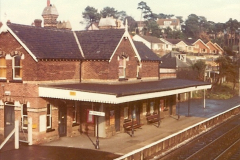 1977 Parkstone, Poole, Dorset.   (16)057