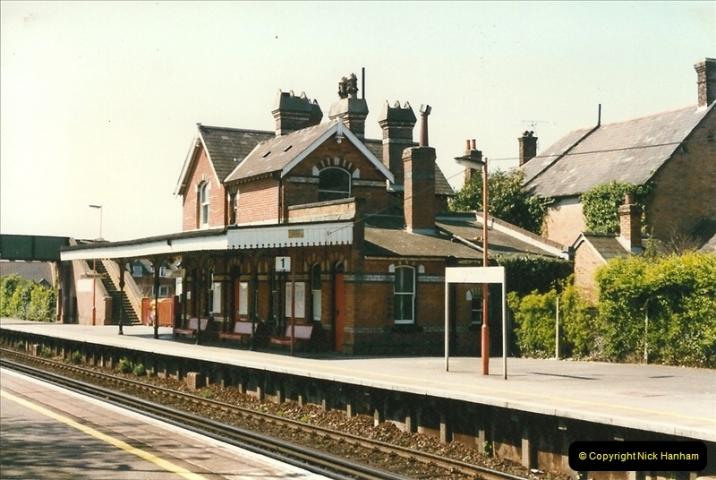 1997-05-12 Parkstone, Poole, Dorset.  (10)010