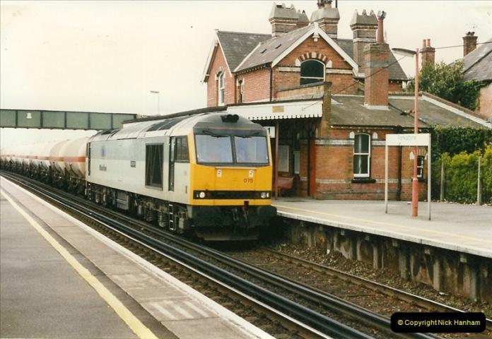 1997-05-12 Parkstone, Poole, Dorset.  (19)019