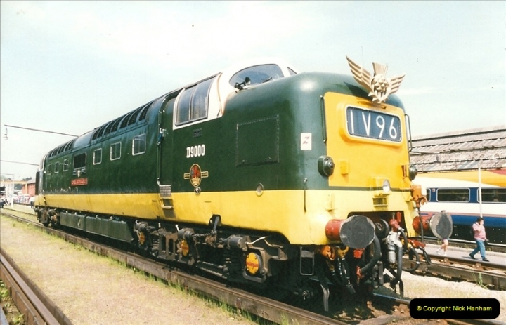 1998-05-16 Bournemouth Depot Open Day (2)101