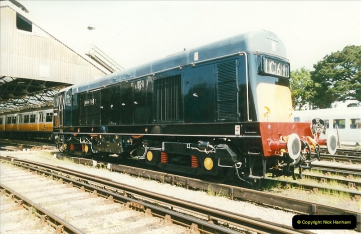 1998-05-16 Bournemouth Depot Open Day. (32)131