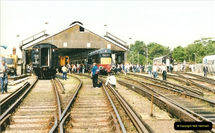 1998-05-16 Bournemouth Depot Open Day. (35)134