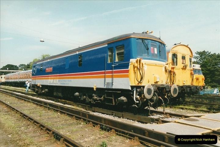 1998-05-16 Bournemouth Depot Open Day. (36)135
