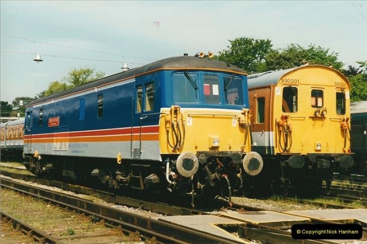 1998-05-16 Bournemouth Depot Open Day. (37)136