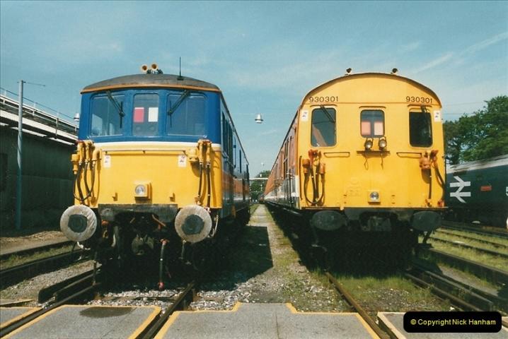 1998-05-16 Bournemouth Depot Open Day. (39)138