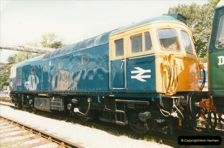 1998-05-16 Bournemouth Depot Open Day. (40)139