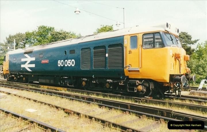 1998-05-16 Bournemouth Depot Open Day. (41)140