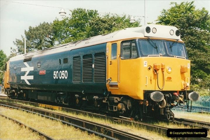 1998-05-16 Bournemouth Depot Open Day. (42)141