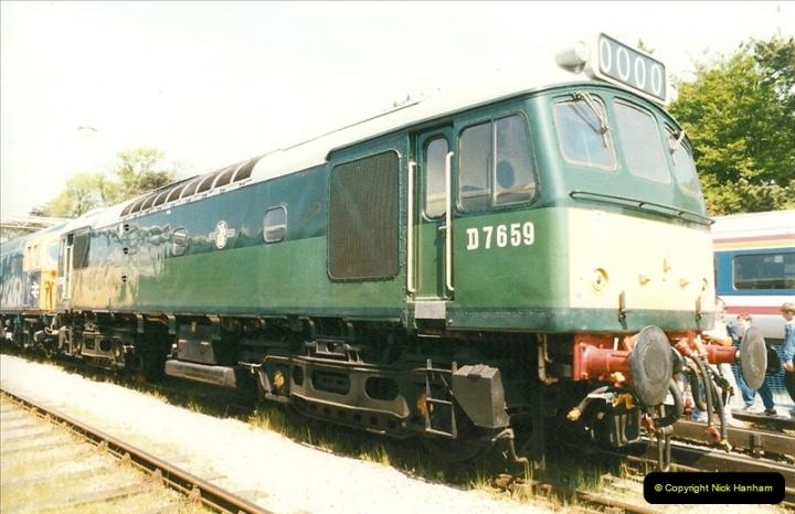 1998-05-16 Bournemouth Depot Open Day. (43)142