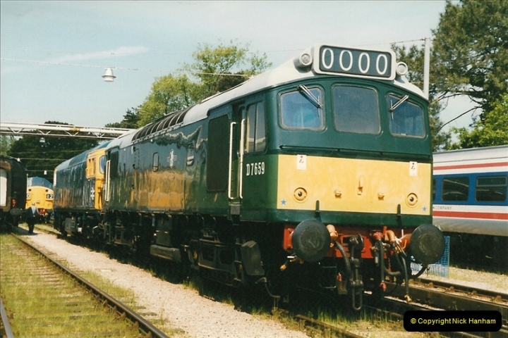 1998-05-16 Bournemouth Depot Open Day. (44)143