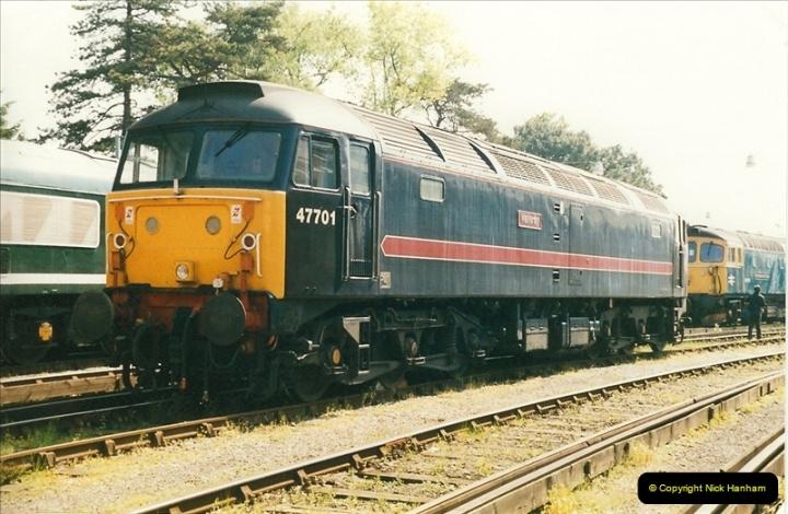 1998-05-16 Bournemouth Depot Open Day. (47)146