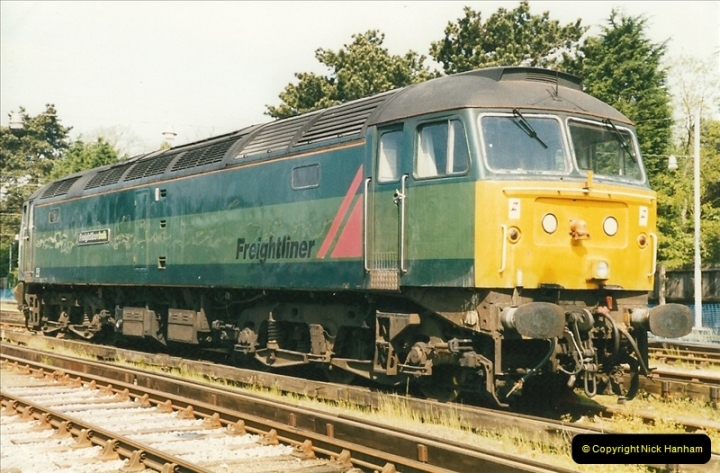 1998-05-16 Bournemouth Depot Open Day. (50)149