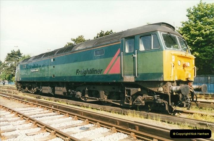 1998-05-16 Bournemouth Depot Open Day. (52)151