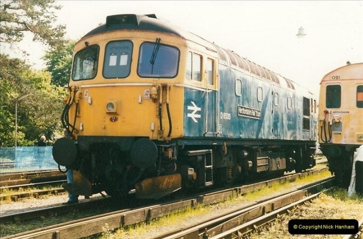 1998-05-16 Bournemouth Depot Open Day. (53)152