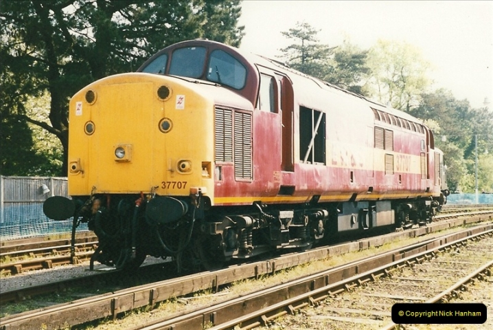 1998-05-16 Bournemouth Depot Open Day. (55)154