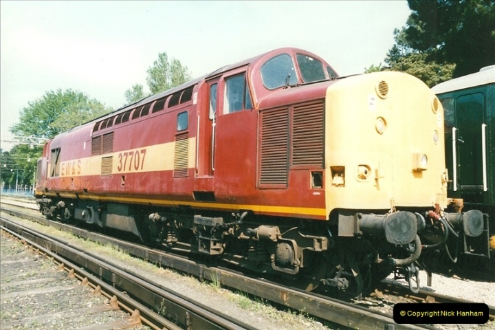 1998-05-16 Bournemouth Depot Open Day. (56)155