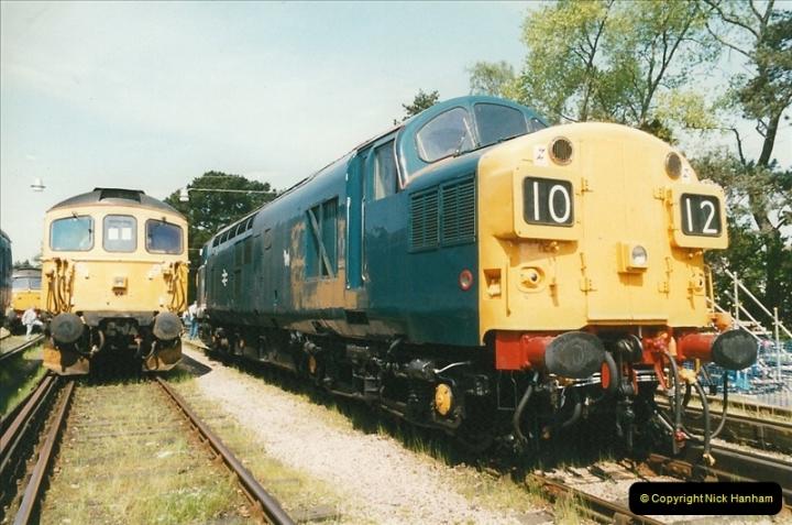 1998-05-16 Bournemouth Depot Open Day. (57)156