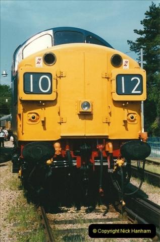1998-05-16 Bournemouth Depot Open Day. (58)157