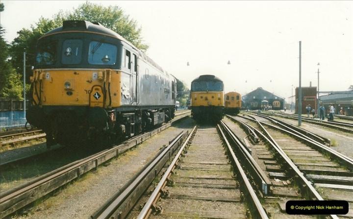 1998-05-16 Bournemouth Depot Open Day. (60)159