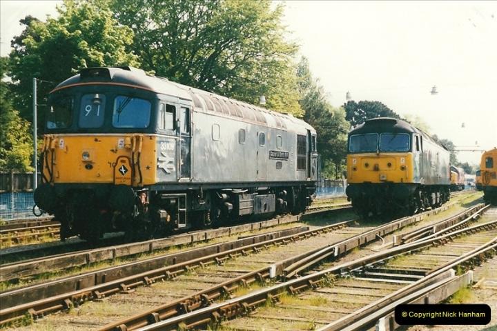 1998-05-16 Bournemouth Depot Open Day. (61)160