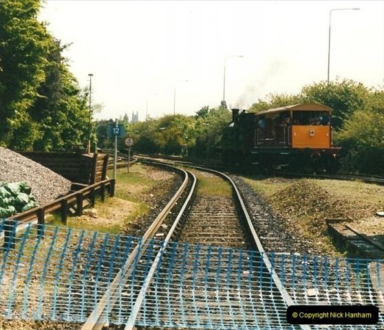 1998-05-16 Bournemouth Depot Open Day. (66)165