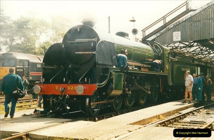 1998-05-16 Bournemouth Depot Open Day. (67)166