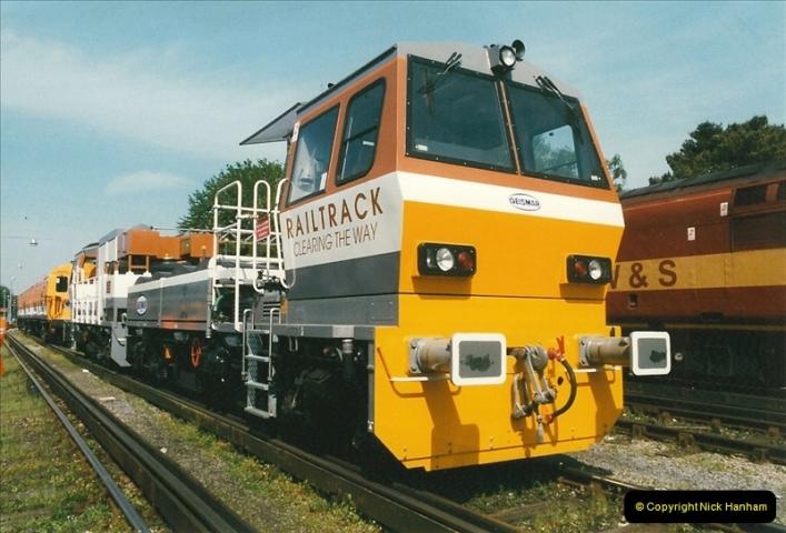 1998-05-16 Bournemouth Depot Open Day. (69)168