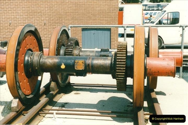 1998-05-16 Bournemouth Depot Open Day. (75)174